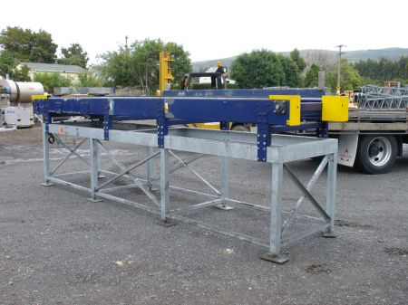 5 5 Metre Long Pallet Transfer Conveyor W Rietveld Ltd
