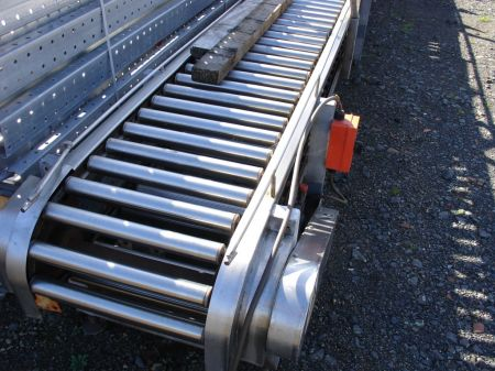 8m long Carton Conveyor