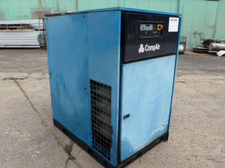 Compair/Broomwade 42.6kw Rotary Screw Compressor