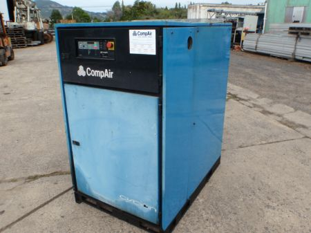 Compair Broomwade 42 6kw Rotary Screw Compressor W