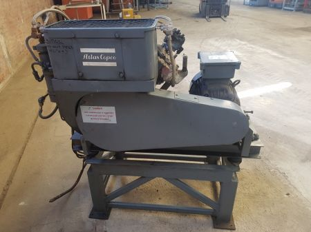 Atlas Copco High Pressure Compressor (300Bar)