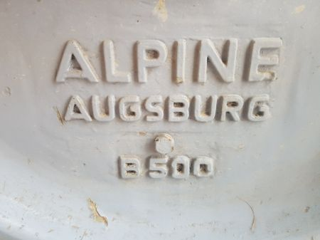 Alpine Grinding Mill