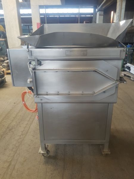 Mackies Jacketed Stainless Mixer