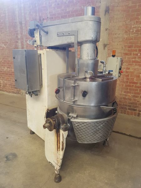 Stainless Steel Steam Jacketed Mixer