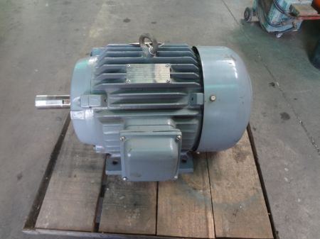 15Kw High Speed Pope Motor