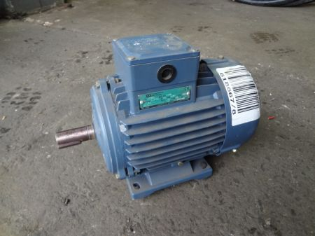 1.5Kw Crompton Greaves Electric Motor