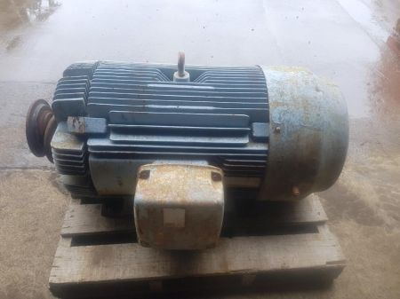 Pacemaker 150hp Two Speed Motor