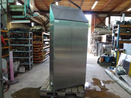 Stainless Steel Electrical Cabinet (Large)