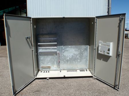 Steel Electrical Cabinet 1.2m x 1.2m x 400mm