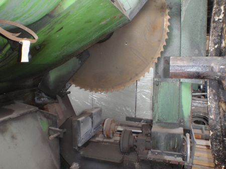 Loma Mann Metal Cut Off Saw W Rietveld Ltd