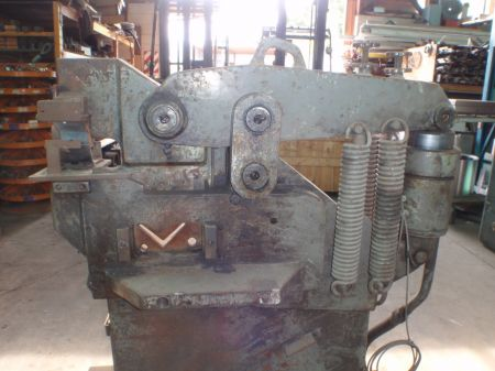 Hydraulic Punch And Shear W Rietveld Ltd