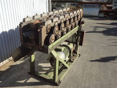 Powered Roll Former