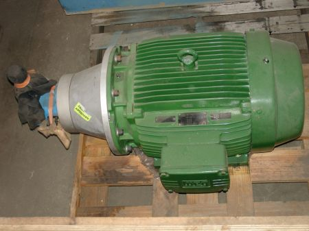 WEG Motor and Vickers pump