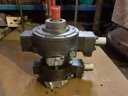 Bosch Radial Double Piston Pump