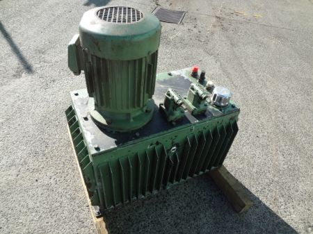 4 Kw Hydraulic Power Pack