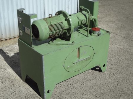 Sperry Vickers Hydraulic Power Pack