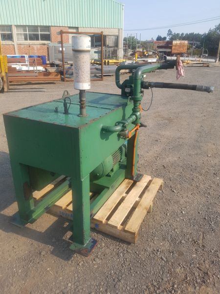 Two Stage Hydraulic Power Pack