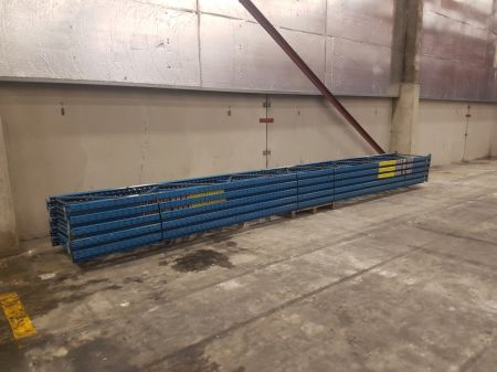 Dexion Pallet Racking