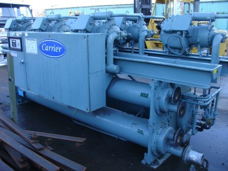 Carrier Chiller Unit