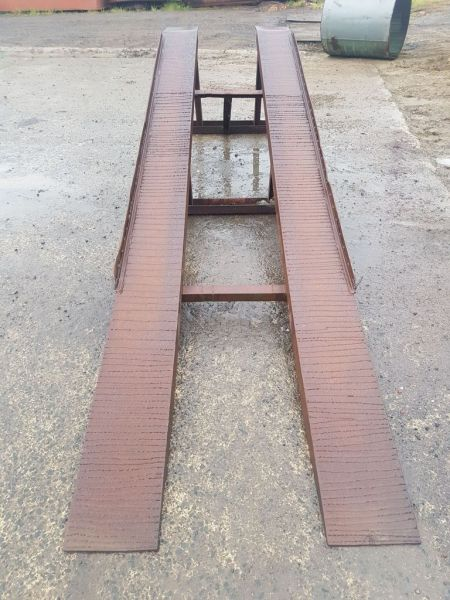 Steel Ramp for Forklifts