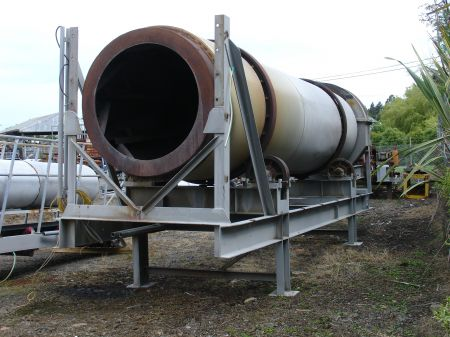 Rotary Drying Kiln (Complete Package)