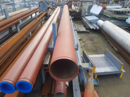 250mm NB x 6.35mm x 6m Long
