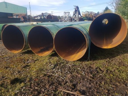 Rolled and Seamed Fabricated Steel Pipe, 760mm O/D