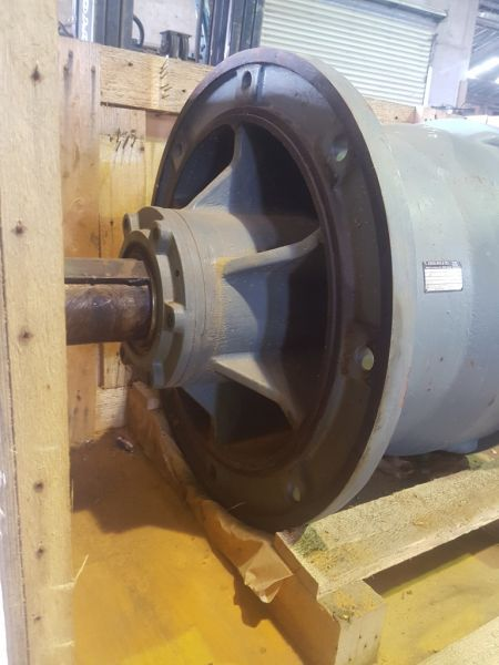 60Kw Rated Flange Mount Gearbox