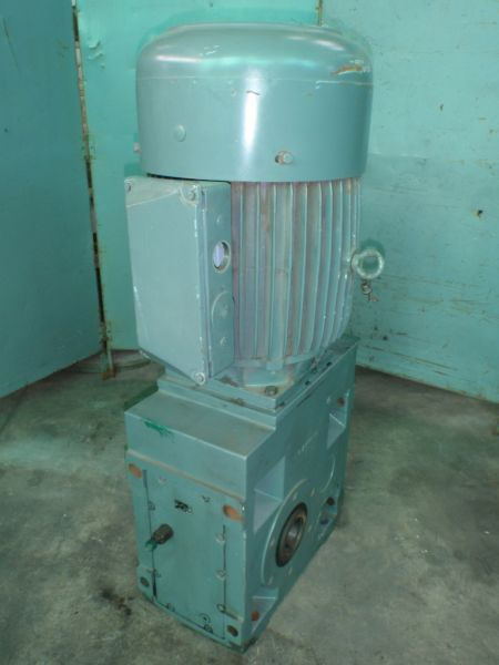37kw Lenze Geared Motor W Rietveld Ltd