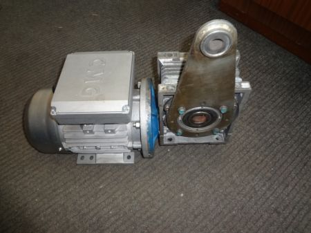 CMG/Varvel Single Phase Geared Motor