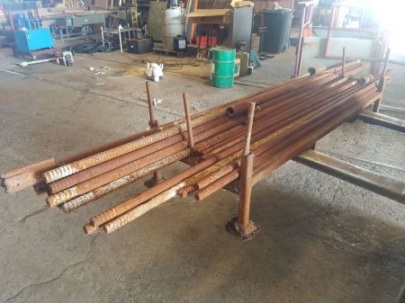 Assorted Used Drill Rods