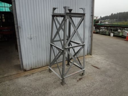 Smaller Galvanised Towers