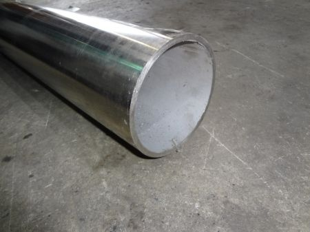 144mm O/D 316 Stainless Pipe (Polished Finish)
