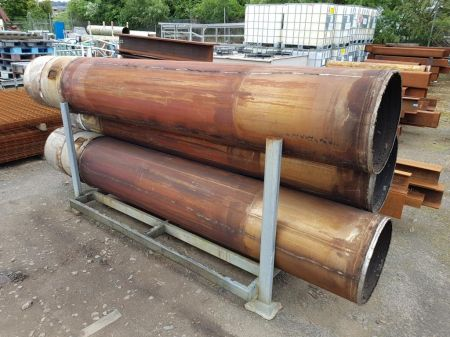 475mm Stainless Steel Pipes