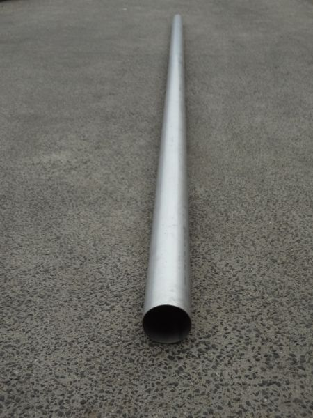 129mm Outside Diameter Stainless Steel Pipe