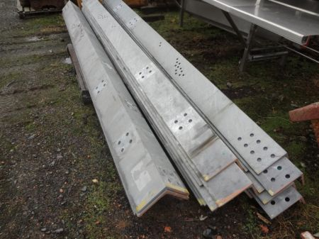 200x200x13 Galvanised Angle Iron