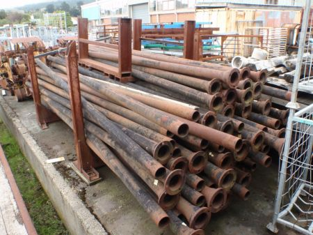 4 Inch Stanton & Staveley Cast Iron/Ductile Gas Pipe