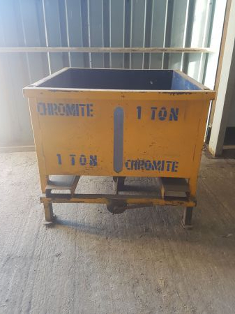 Chromite Hopper