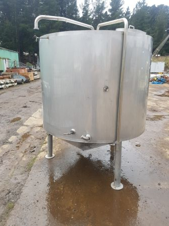 3000 Litre Stainless Steel Tank