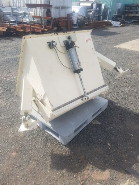 Weigh Batching Hopper with Trap Door