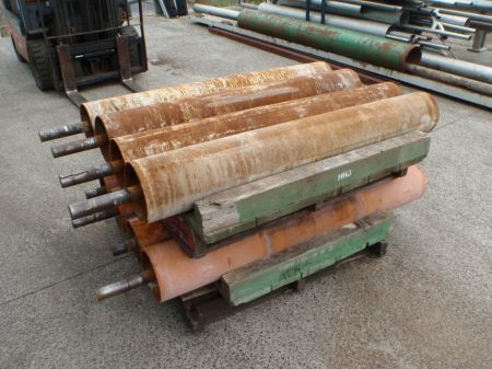 Selection of Long Conveyor Drum Rollers