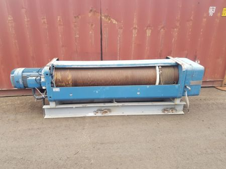 Demag Gantry Crane Winch Unit