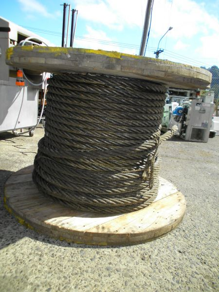 Reel of rope
