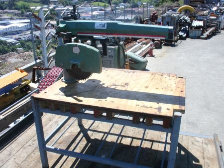OMGA 600 P3 Radial Arm Saw